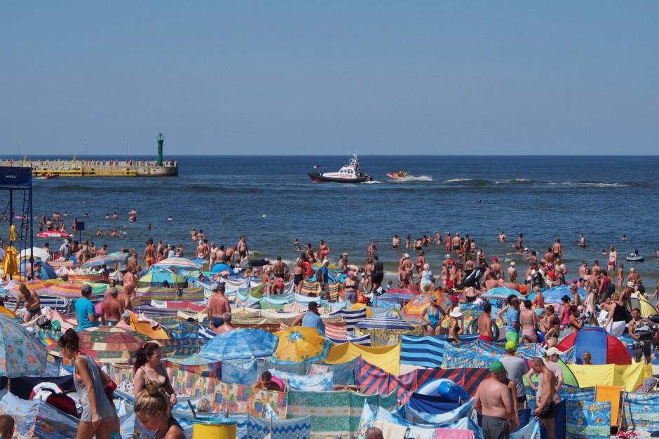 Czy Łeba to letnia stolica Polski? Za taką się uważa