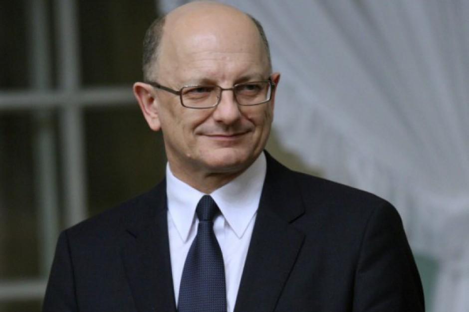 Krzysztof Żuk zastąpi Rafała Bruskiego w Komisji Wspólnej