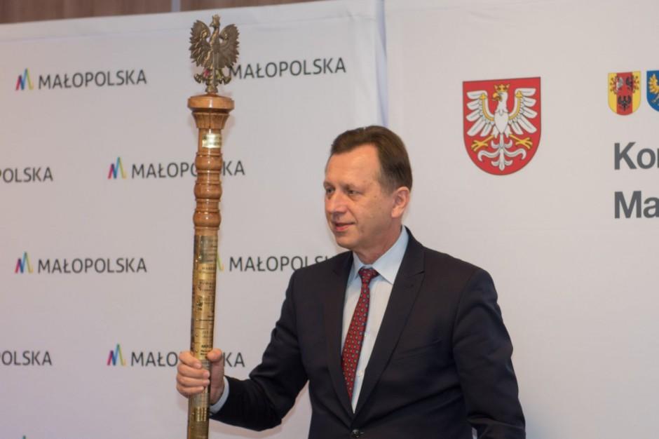 Konwent marszałków w Małopolsce: Będzie o ścieżkach rowerowych i ochronie powietrza