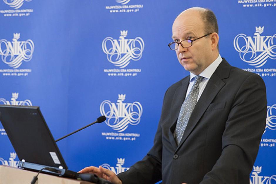 Konstanty Radziwiłł: Szpitale w sieci ze stabilnym finansowaniem przez cztery lata
