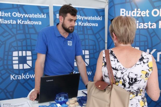 Kraków: Kończy się głosowanie na projekty w ramach budżetu obywatelskiego