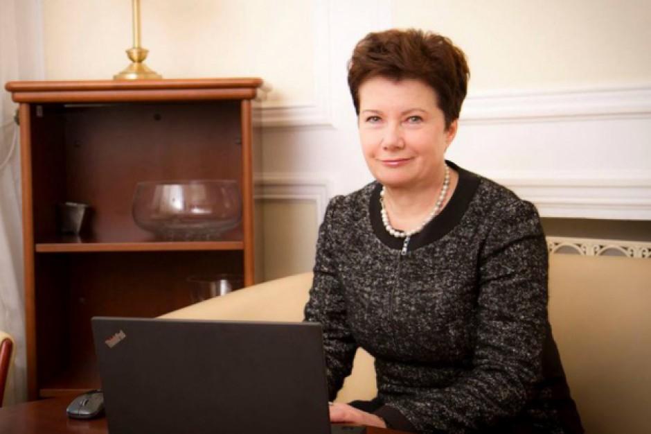 Reprywatyzacja: Hanna Gronkiewicz-Waltz apeluje o dużą ustawę reprywatyzacyjną