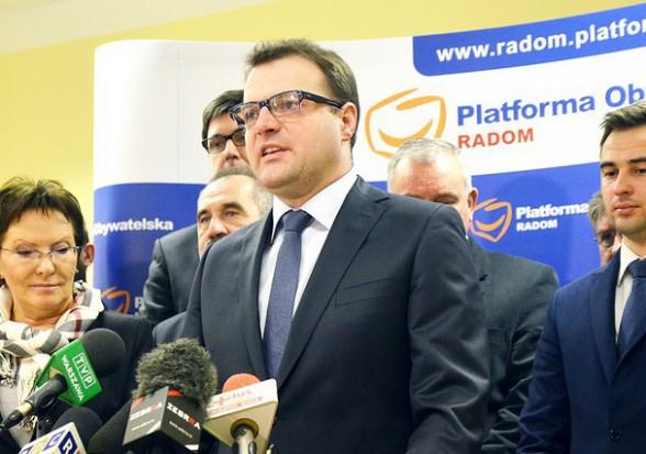 Radosław Witkowski, prezydent Radomia: nie złamałem prawa, decyzja wojewody ma charakter polityczny