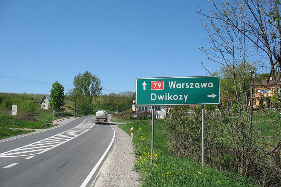 Inwestycje drogowe za pół miliarda powstaną w siedmiu województwach
