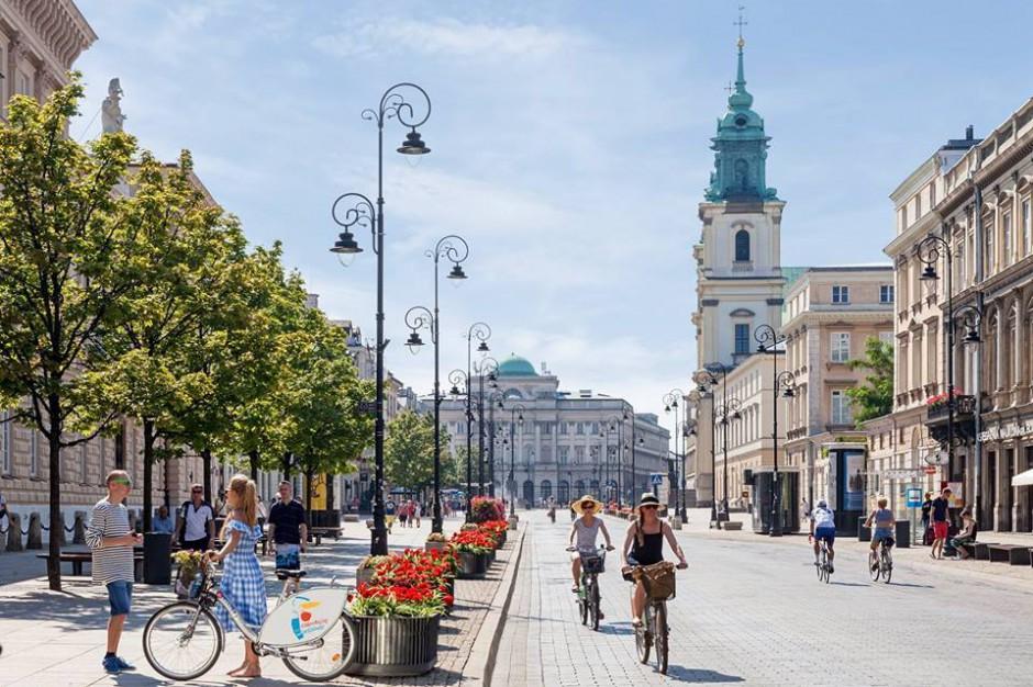 """Warszawa: Robert Schuman """"święty w garniturze"""" patronem ronda na Mokotowie"""