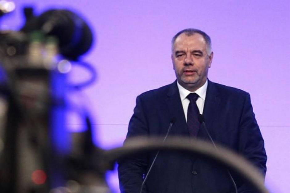 Jacek Sasin: Każdy dzień Hanny Gronkiewicz-Waltz na stanowisku prezydent Warszawy to skandal