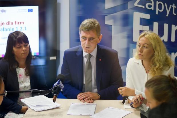 Podlaskie: 57 mln zł z UE dla firm na badania i rozwój
