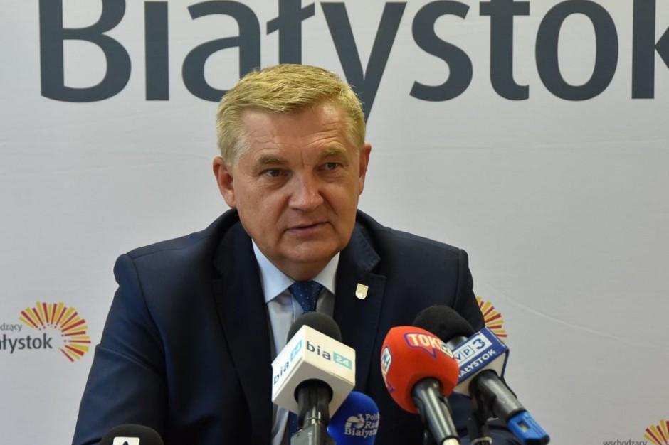 Szesnasty honorowy obywatel Białegostoku. Jakie stanowisko zajmą radni?
