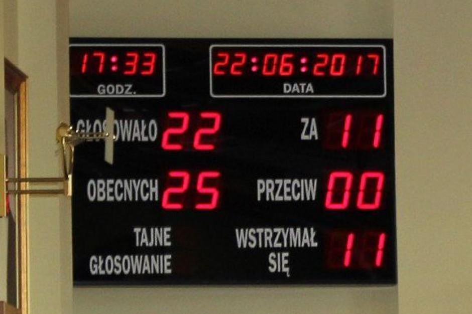 Biedroń, Truskolaski, Matyjaszczyk. Kto jeszcze nie otrzymał absolutorium?
