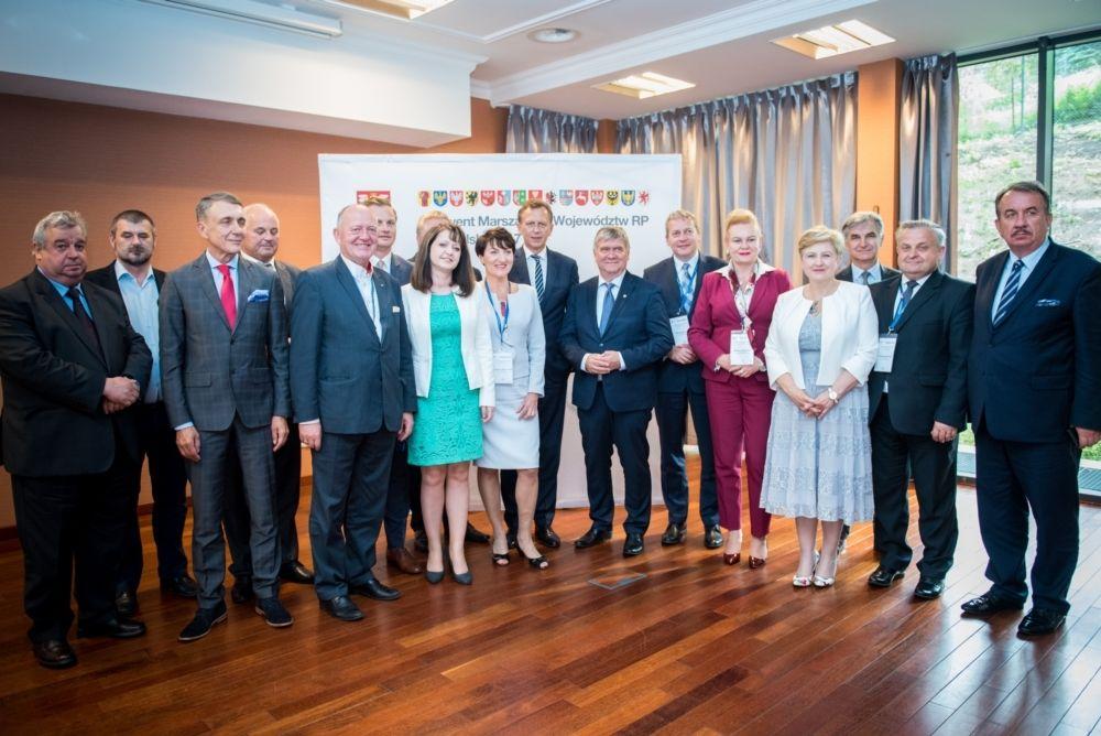Wspólne stanowisko przedstawicieli regionów ma być impulsem do współpracy, wymiany doświadczeń oraz integracji działań mających wpłynąć na polepszenie rozwoju turystyki rowerowej w Polsce. (fot. malopolska.pl)