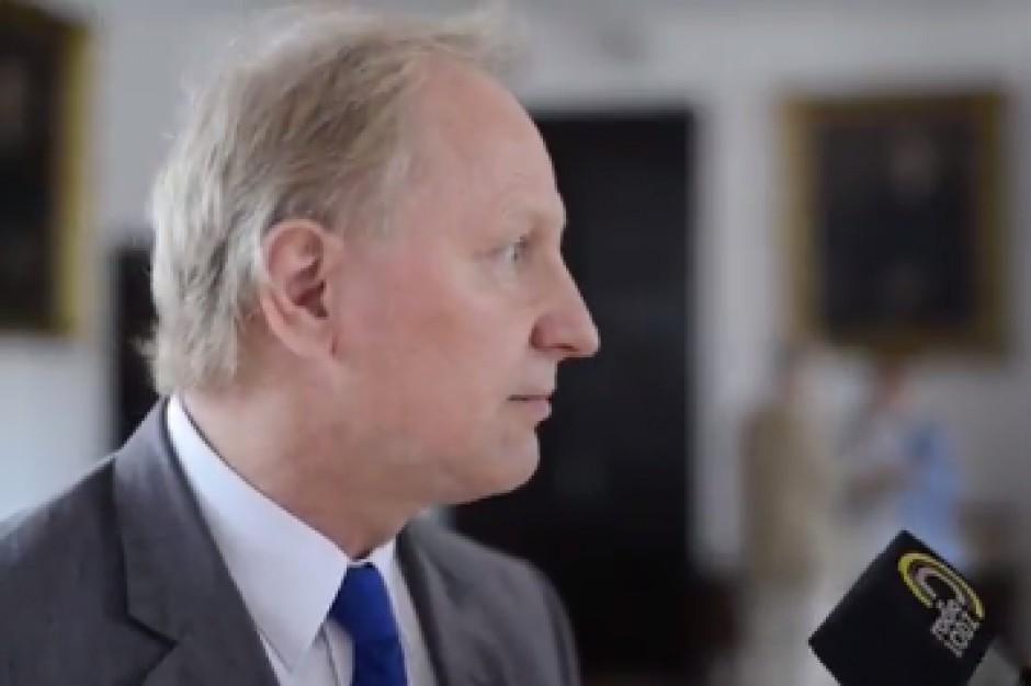 Łódź: Radni PiS chcą wydłużyć zadaszenie stadionu Orła (wideo)