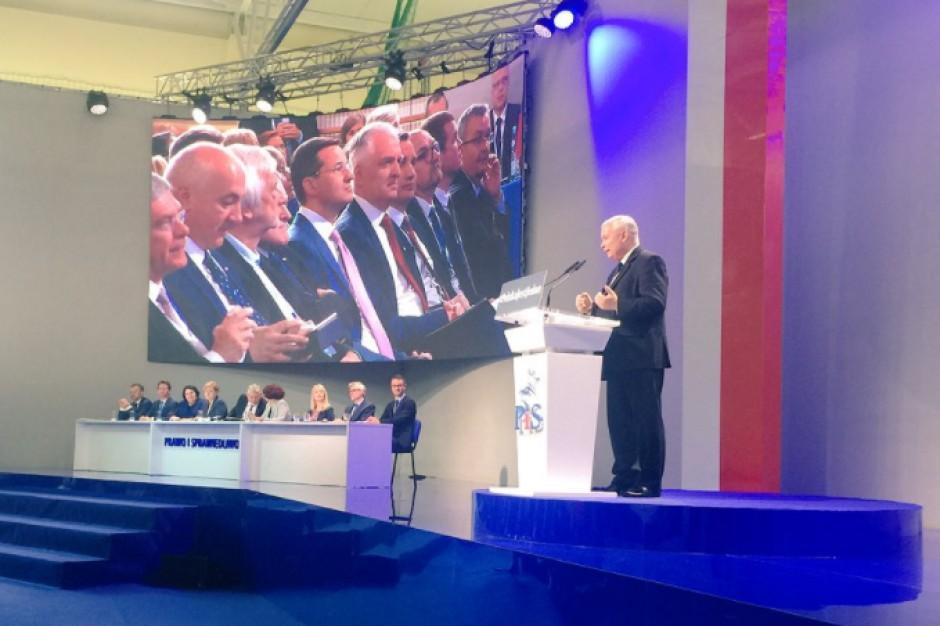 Jarosław Kaczyński: Jednomandatowe okręgi w gminach to sprawa wątpliwa. Mogą prowadzić do nadużyć