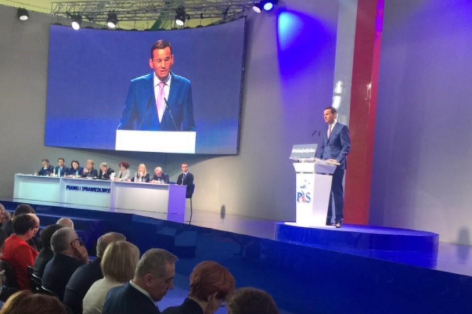 Mateusz Morawiecki: wybudujemy Centralny Port Komunikacyjny, to będzie bijące serce Polski