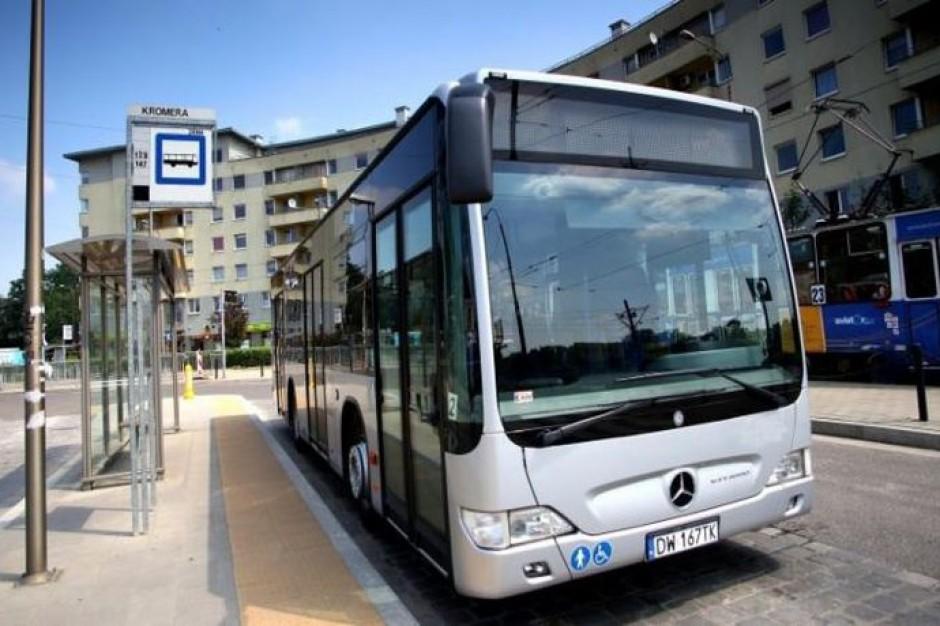 Wrocławski MPK wydzierżawi 60 nowych autobusów. Koszt to 168 mln zł