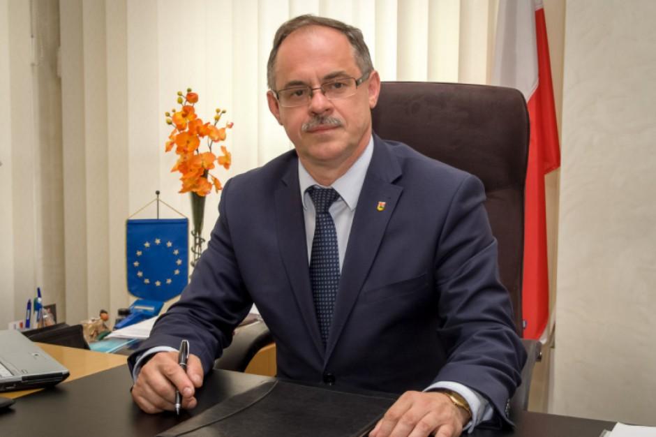 Prezydent Suwałk, Czesław Renkiewicz szuka chętnego na dzierżawę 32 ha miejskich terenów