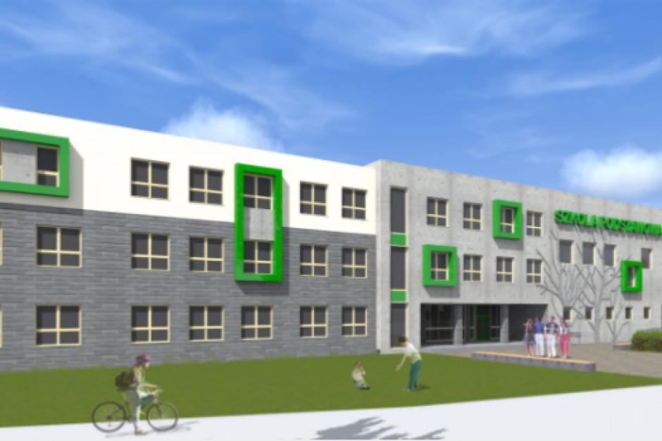 Szczecin: miasto szuka chętnych na budowę szkoły. Przetarg już wystartował