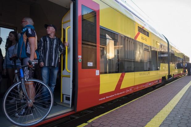 Wakacyjne pociągi na Słowację