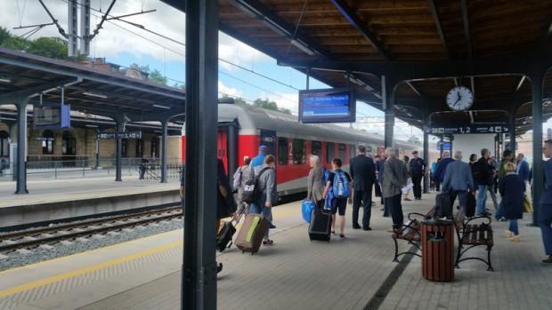 Dolnośląskie. Zakończyła się modernizacja stacji PKP w Jeleniej Górze