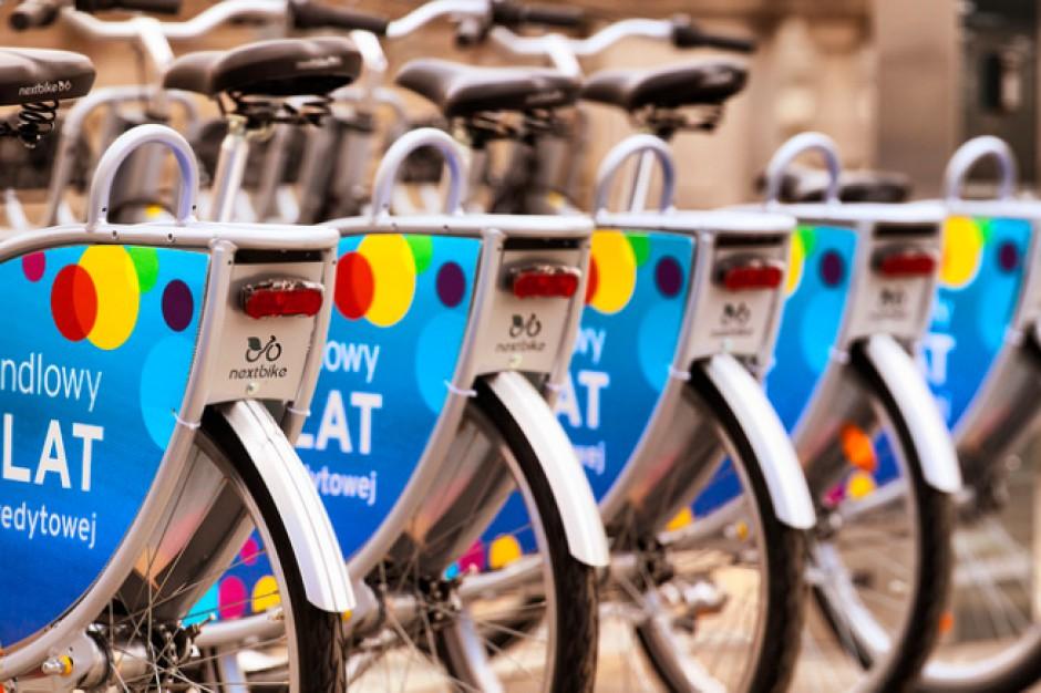 Wrocław idzie na rekord. Od początku roku pół miliona wypożyczeń rowerów