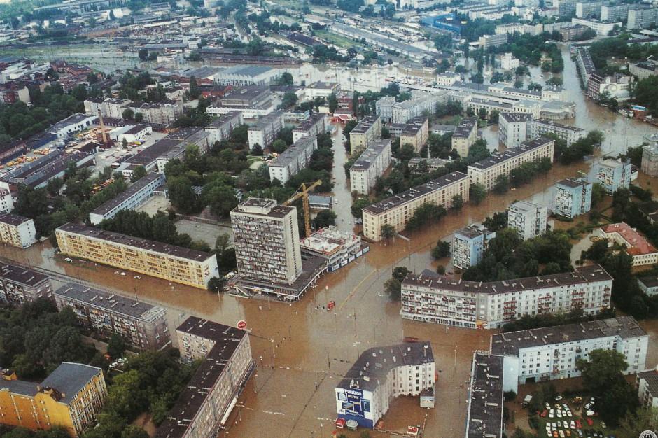 Opolskie. Rocznica powodzi tysiąclecia