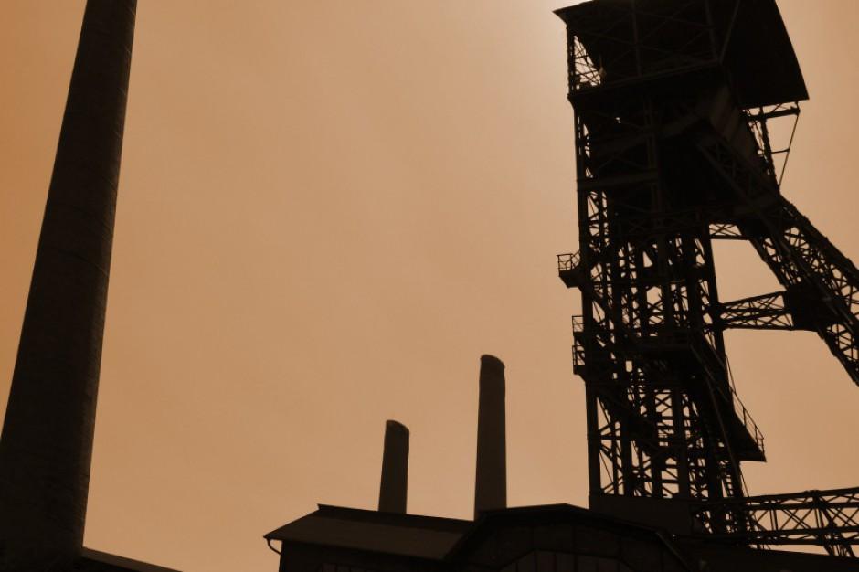 Pożar w kopalni Piast w Bieruniu. Ewakuowano 300 górników pracujących pod ziemią