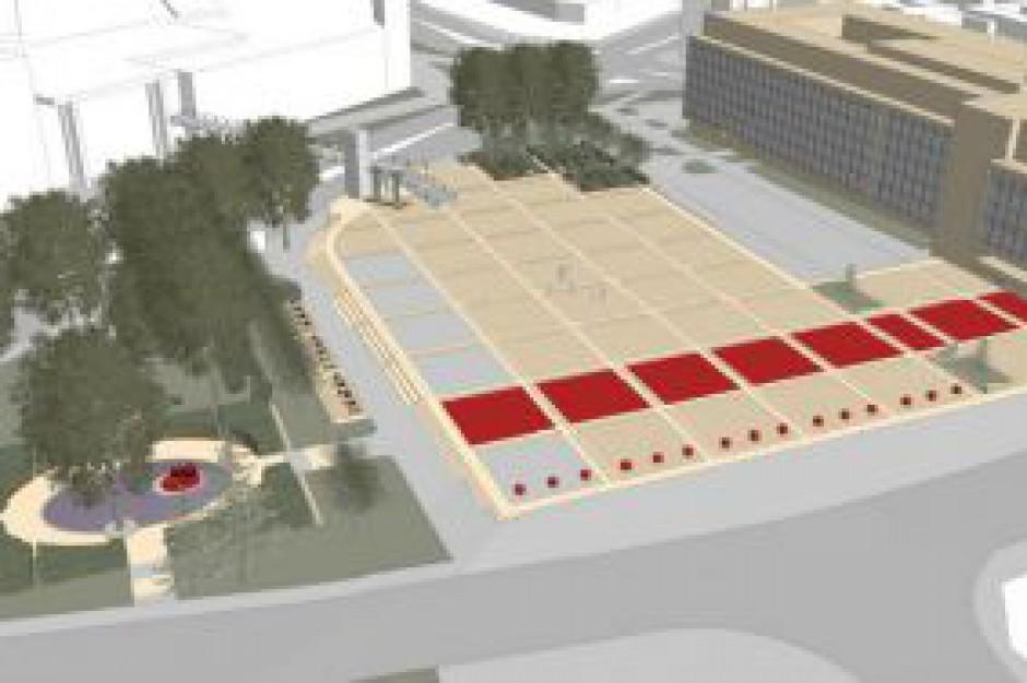 Konsultacje społeczne w sprawie remontu głównego placu w Radomiu