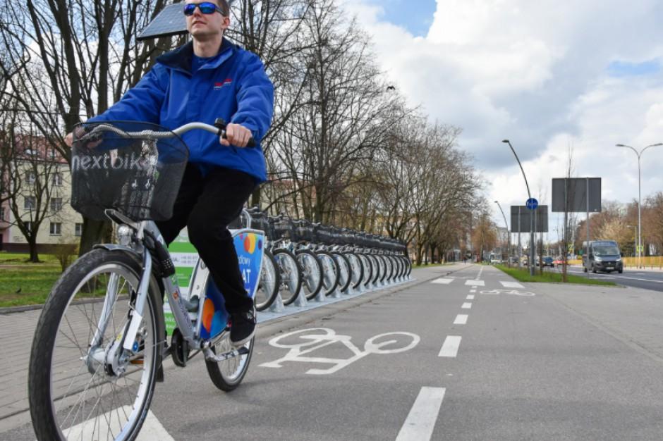 Białystok: miejska wypożyczalnia rowerów bije rekordy popularności