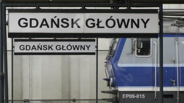 Wielki remont na stacji Gdańsk Główny