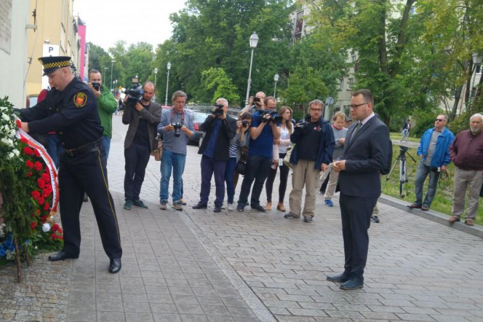 Kielce: Uczczono ofiary pogromu sprzed 71. lat