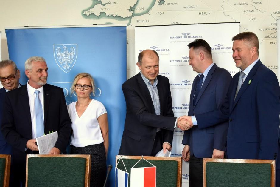 Kolejny krok w stronę Poznańskiej Kolei Metropolitalnej