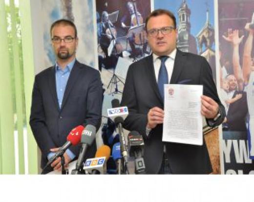 Radom liczy na pomoc ministra finansów
