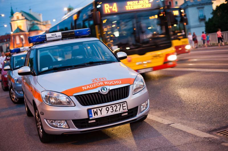 Mieszkańcy Warszawy muszą przygotować się na zmiany w kursowaniu komunikacji miejskiej (fot.ztm.waw.pl)