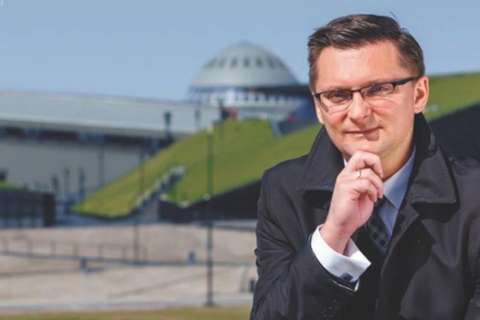 """Marcin Krupa przeprasza Unię Metropolii Polskich i mówi o ... """"grze partyjnej"""""""