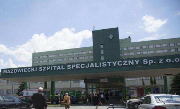 Radom.  Likwidacja 100 łóżek w Mazowieckim Szpitalu Specjalistycznym