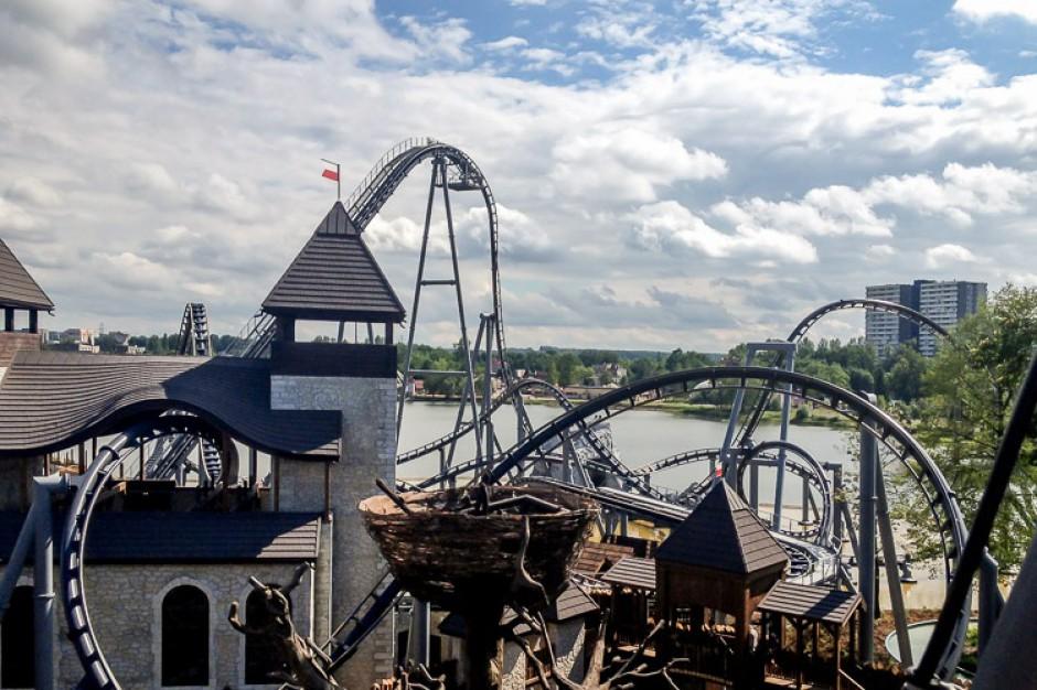 Słowacki inwestor rozruszał śląskie wesołe miasteczko? Rollercoaster za 50 mln to ma być hit