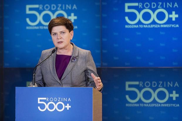 Ustawa dekomunizacyjna: w gminie Borki będzie ulica Dobrej Zmiany i 500+?