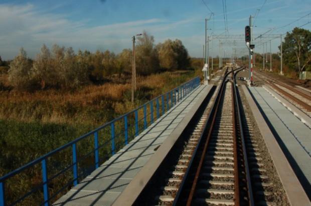 Prace modernizacyjne na linii Kraków Główny Towarowy - Rudzice