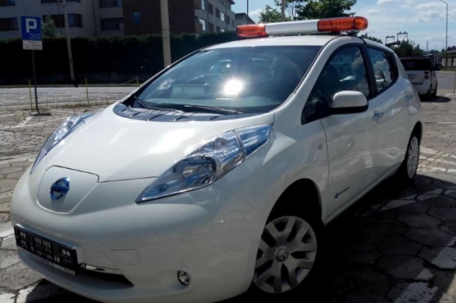 Szczecińscy urzędnicy będą jeździć ekologicznym samochodami