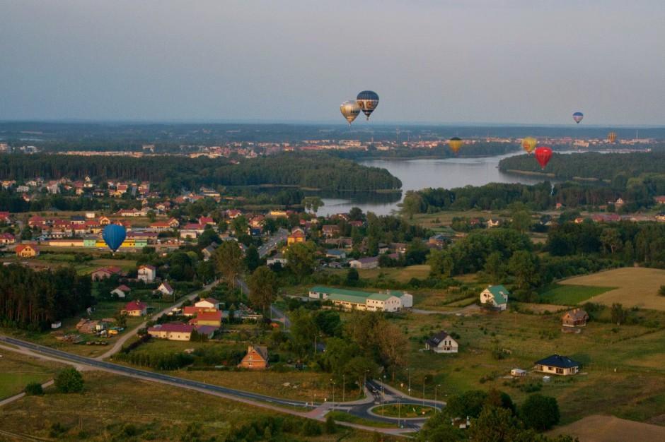 Szczecinek: Rusza Międzynarodowy Festiwal Balonowy