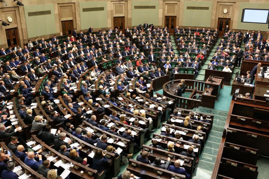 Sejm za przekazaniem wojewodzie prawa do dokonywania zmian w zarządzie WFOŚ