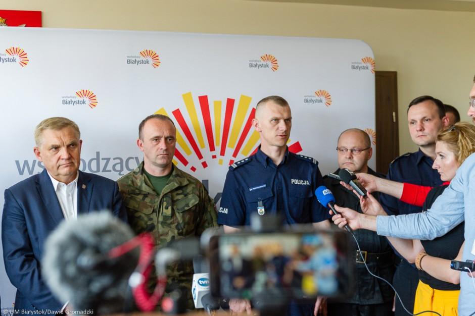 Białystok. W niedzielę ewakuacja ok. 10 tys. osób na czas wywiezienia bomby