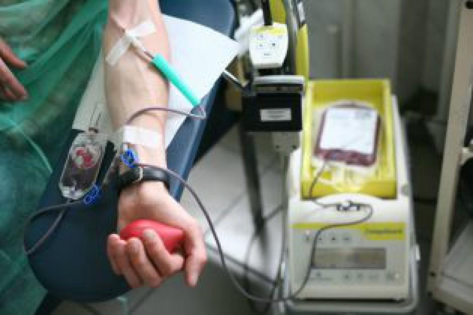 W Radomiu potrzebna krew