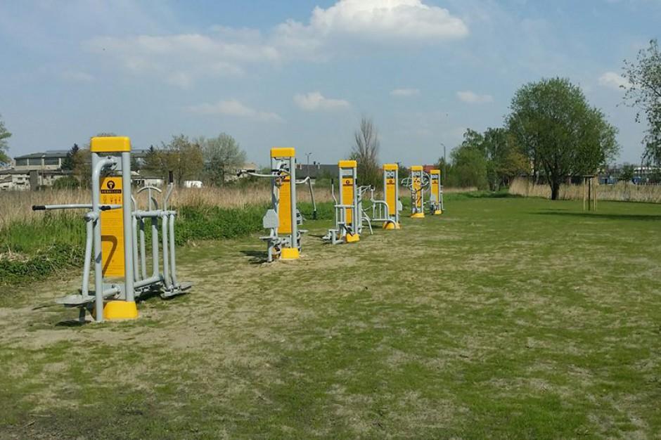 Ostrów Wielkopolski: Wysypisko śmieci zamienili na miejsce wypoczynku