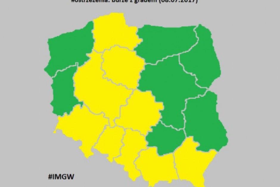 Burze i nawałnice 7-8 lipca: Pomoc dla poszkodowanych na Śląsku i Opolszczyźnie