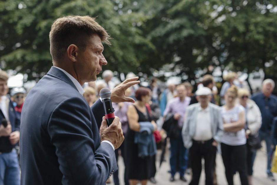 Kandydaci na prezydenta Gdańska, Gdyni: Nowoczesna odsłoniła karty