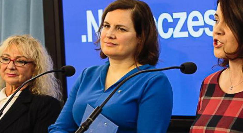 Posłanka Nowoczesnej z Pomorza Ewa Lieder w wyborach samorządowych w 2018 r. będzie kandydatką na prezydenta Gdańska. (fot. Facebook)