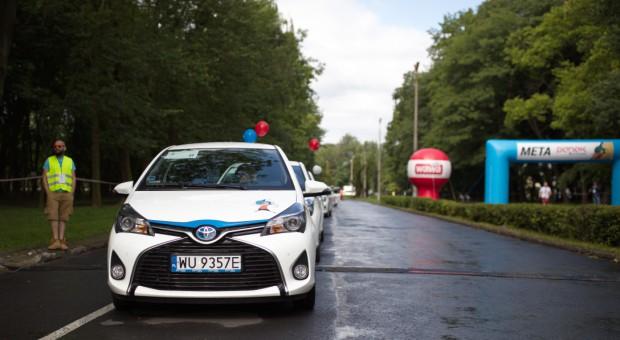 Wartość zgromadzonych w Warszawie pojazdów przekraczała 20 milionów złotych, źródło: materiały prasowe