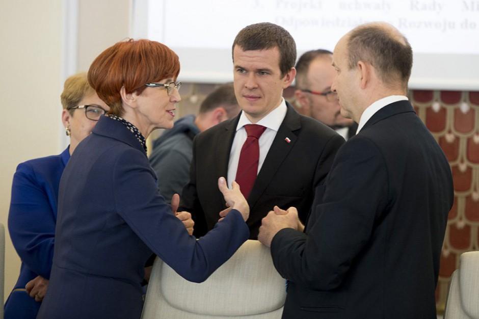 Rząd ma podsumować pierwsze półrocze w Polityce Spójności