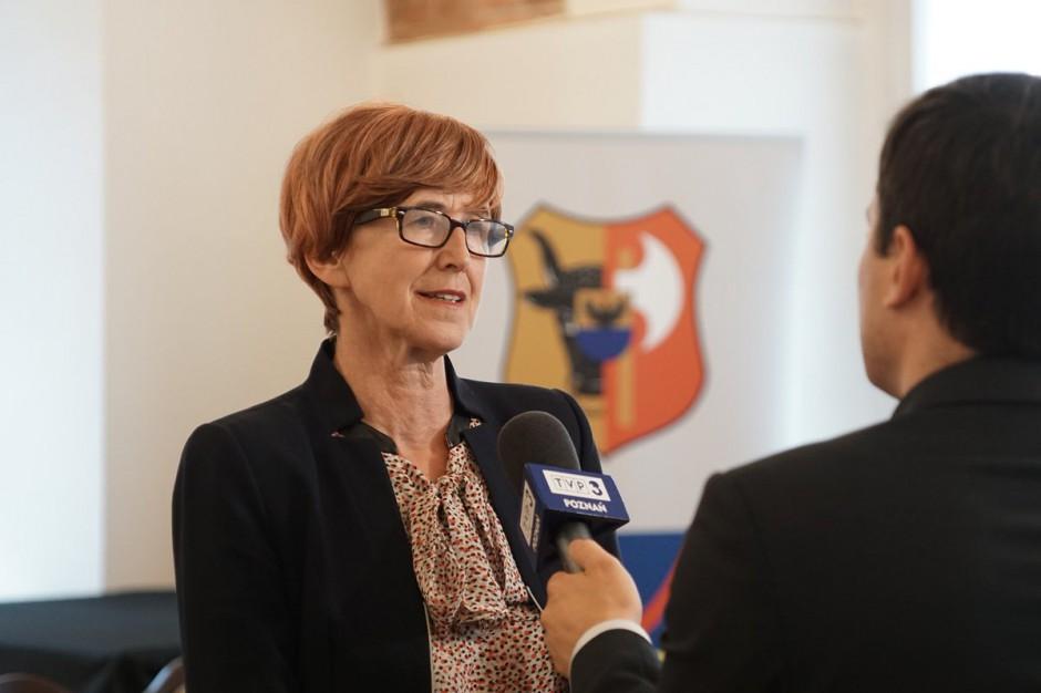 Elżbieta Rafalska: Ojcem 500 plus jest Jarosław Kaczyński