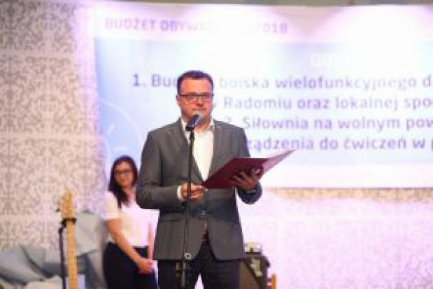 Radom wybrał projekty w ramach budżetu obywatelskiego